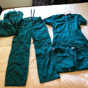 Dickies scrubs 3 pairs bundle!